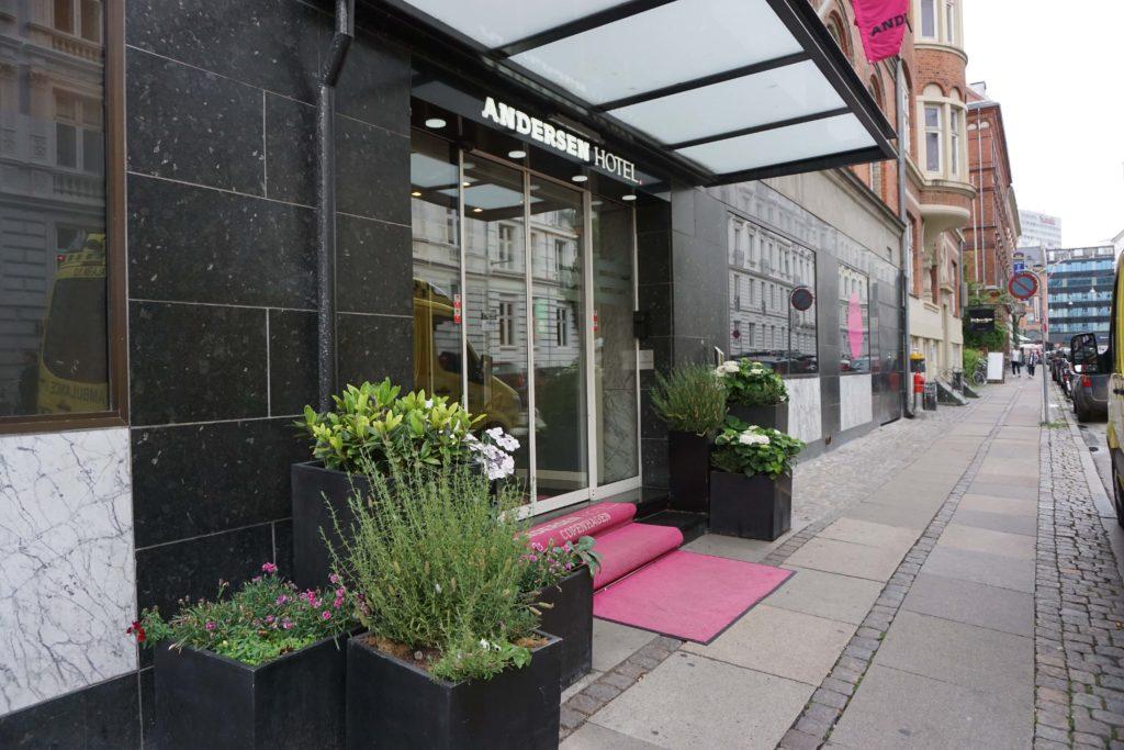 Andersen a boutique hotel in copenhagen outside suburbia for Design boutique hotels copenhagen